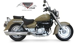 4. Hyosung Aquila 250  || Price || Specifications || Full Review