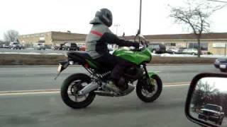 3. 2009 Kawasaki Versys