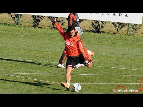 Ariel Rojas, en la previa de la Supercopa Argentina