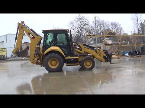 CATERPILLAR KOPARKO-ŁADOWARKI 420F2IT equipment video ASolx7NlGN0