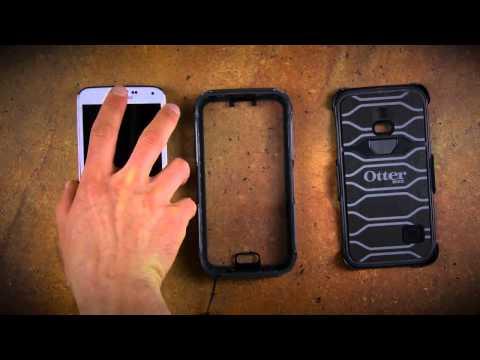 Samsung Galaxy S5 Preserver Series Installation