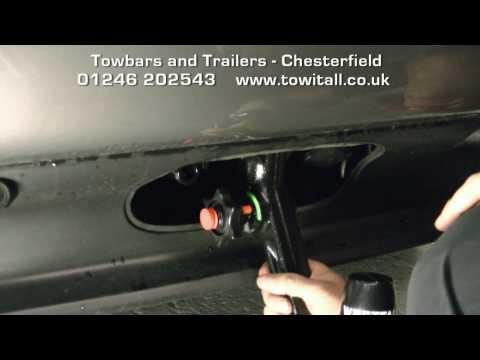 Westfalia фаркопы на мазда видео