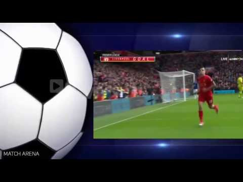 Liverpool vs Everton 3-1-All Goals & Highlights Premier League 01 04 2017 HD