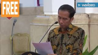 Video Ketika sang presiden marah karena masalah perizinan MP3, 3GP, MP4, WEBM, AVI, FLV September 2017