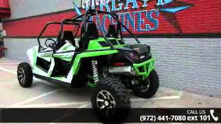 1. 2014 Arctic Cat Wildcat 4 Limited  - Dream Machines of Te...