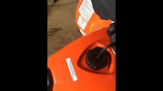 10. 2014 Stock yfz450r bog and stalling