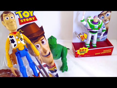 Video Toy Story Toys Woody and Buzz Lightyear 🤖 Opening Toy Story Toys download in MP3, 3GP, MP4, WEBM, AVI, FLV January 2017