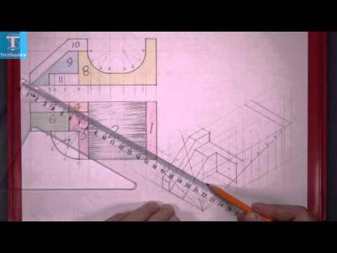 Isometric Scale J Cert 2013 method 2