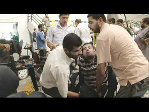 Israeli siege affecting Gaza wheelchair maintenance