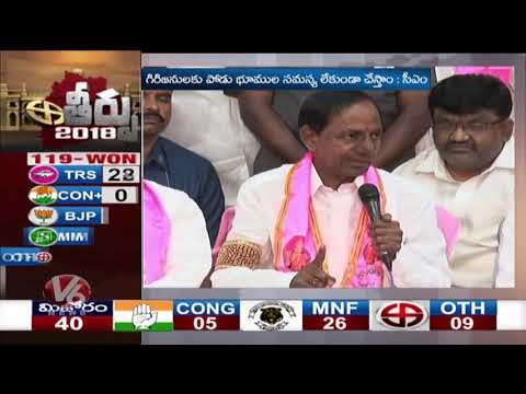CM KCR Speech Highlights