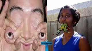 Video Top 10 Most Bizarre People In The World You Won't Believe Actually Exist Part#2 MP3, 3GP, MP4, WEBM, AVI, FLV November 2018