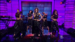 Ciara - Body Party (On Live With Kelly & Michael) (Live) lyrics (French translation). | My body is your party, baby