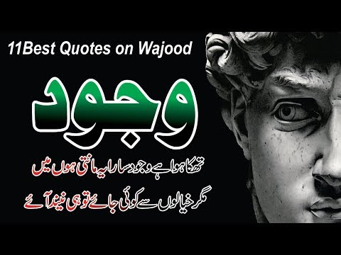 Short quotes - Wajood Life changing Quotes and Poetry in Hindi Urdu with voice and images  Golden words