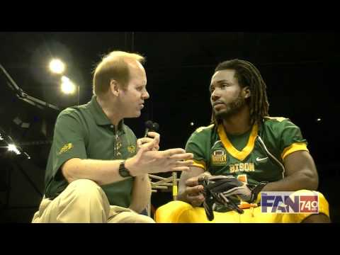 Marcus Williams Interview 8/6/2011 video.