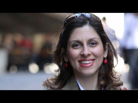 Το Λονδίνο χορηγεί διπλωματική προστασία στη Ναζανίν Ζαγαρί-Ράτκλιφ…