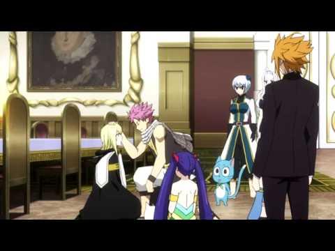 Natsu and lucy  kiss -animes melhores