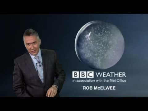 """""""BLEEDIN' OBVIOUS"""" SAYS THE BBC WEATHERMAN"""
