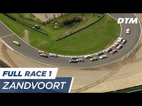 DTM Zandvoort 2017 - Race 1 (Multicam) - RE-LIVE (English)