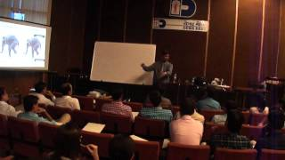 video-4 staff training session at Dena Bank - Ahmedabad by trainer vaibhav