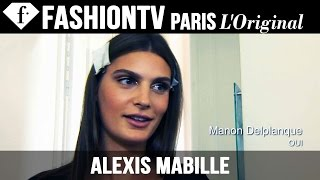 Alexis Mabille Spring/Summer 2015 FIRST LOOK | Paris Fashion Week | FashionTV