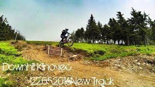 Video Downhill Klinovec/Bozi Dar NEW TRACK 22.05.2016 MP3, 3GP, MP4, WEBM, AVI, FLV Mei 2017