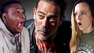 The Walking Dead: Season 8 Finale Fan Reaction Compilation!
