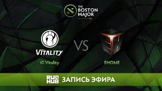 iG Vitality vs EHOME - The Boston Major, Группа D [LightOfHeaveN, v1lat]