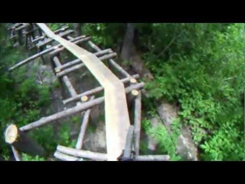 Dead Fall - A Short Film On Mountain Biker Jody Poulton (Pemberton, BC)