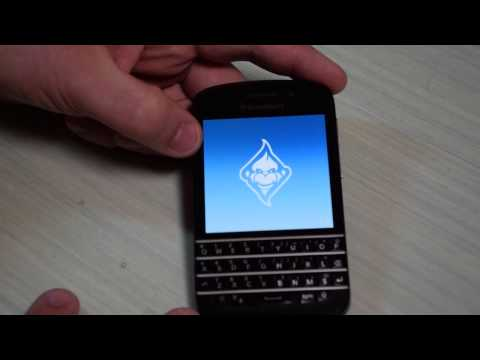 Foto BlackBerry Q10 BB OS 10.2.1, la Video Recensione