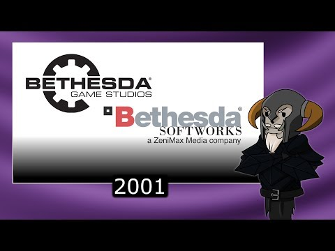 A Brief History of Bethesda Game Studios