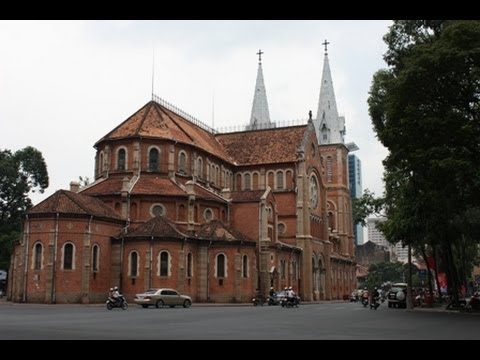 Notre-Dame Cathedral, Ho Chi Minh City - Vietnam