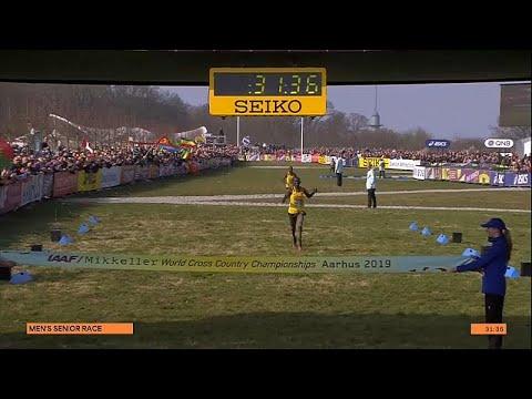 Ο Τζόσουα Τσεπτέγκι Παγκόσμιος Πρωταθλητής στο Cross Country …