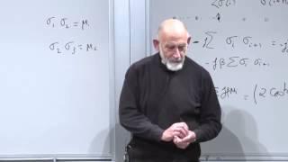 Statistical Mechanics Lecture 9