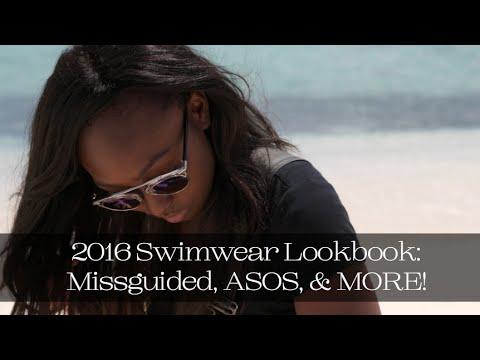 2016 Swimwear Lookbook: Missguided, ASOS, & MORE! || The Hat Logic