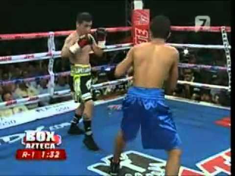 """Fliegengewicht: Hernan """"Tyson"""" Marquez vs Giovanni Segura"""