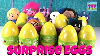 Today we have a super special surprise for you. Hallmark has come out with Itty Bittys surprise Mystery Eggs. Inside each surprise egg you will find one of four ...
