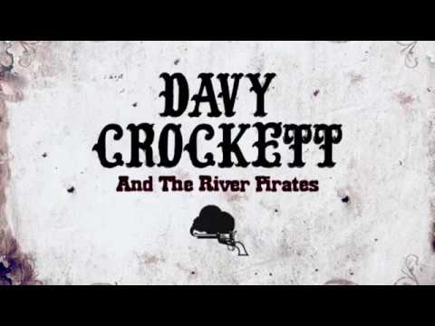 Davy Crockett and the River Pirates (1956) Opening Credits/The End HD