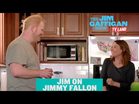 The Jim Gaffigan Show 1.07 Clip 'Jim on Jimmy Fallon'