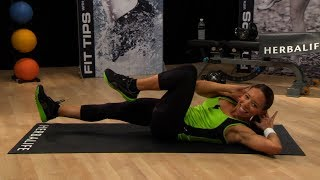 Total Body Conditioning Workout : Samantha Clayton's Body Blast | Herbalife Workout