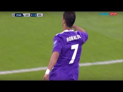 Cristiano Ronaldo Goal - Real Madrid Vs Juventus - Champions League 03/06/2017 HD