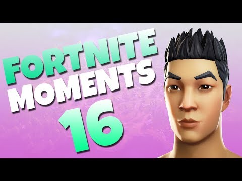 Fortnite Daily Funny and WTF Moments Ep. 16 (видео)