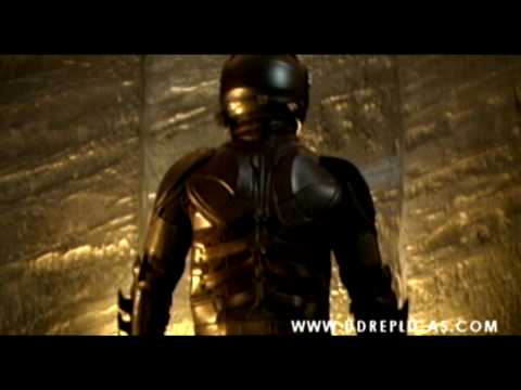 The Dark Knight Rises™ - BATMAN™ Leather Motorcycle Suit
