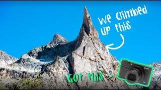 CLIMBING DIBONA, NEW CAMERAS & USA TRAVEL by Nate Murphy