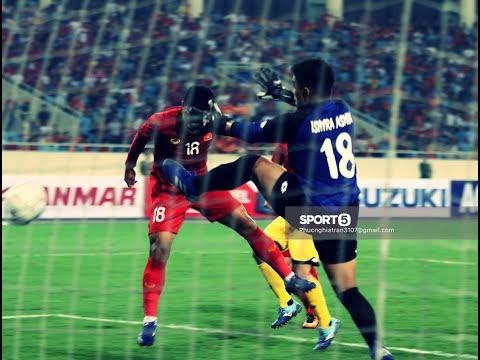U23 Việt Nam 6-0 U23 Brunei (bên lề trận đấu) - Thời lượng: 15 phút.