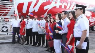 Video AirAsia Philippines Launch MP3, 3GP, MP4, WEBM, AVI, FLV Agustus 2018