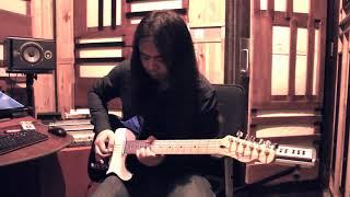 Dewa19 - satu Hati ( Guitar Solo Cover )