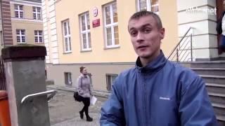 """""""Jak tego nie puścicie to was k**wa znajdę!"""" – Kibic Olimpii Elbląg w szybkim wywiadzie"""