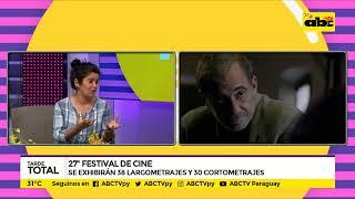 Cineastas de Brasil y Argentina en el país