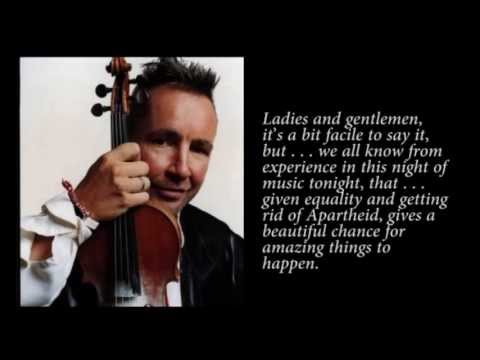 Jewish Peer Attacks Violinist for Israel Apartheid Remark