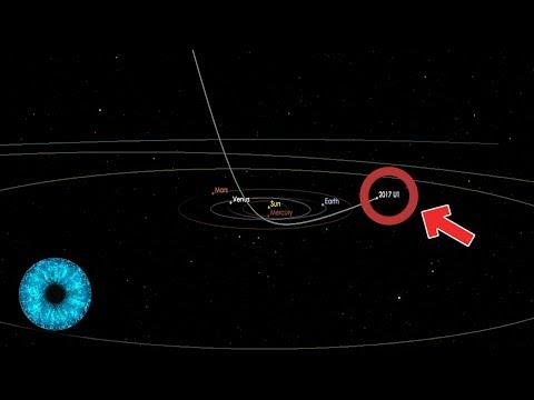 Rätselhaftes interstellares Objekt in unserem Sonnensystem - Clixoom Science & Fiction